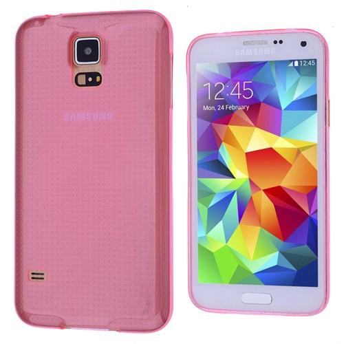 Ally Samsung Galaxy S5 20Mm Spada Ultra İnce Soft Silikon Kılıf