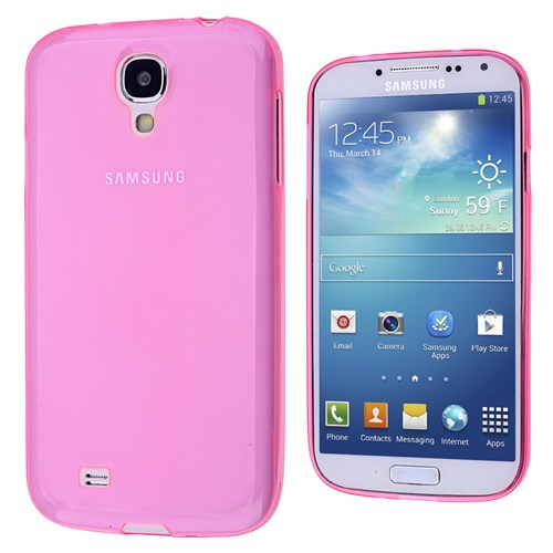 Ally Samsung Galaxy S4 Gt İ9500 Spada Kristal Soft Silikon Kılıf