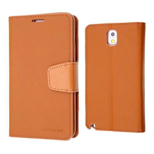 Ally Samsung Galaxy Note 3 N9000 Standlı Cüzdan Kılıf