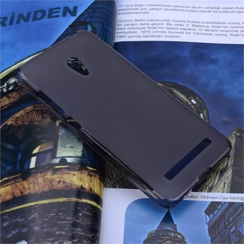 Ally Asus Zenfone 5 Lite A502cg Şeffaf Silikon Kılıf
