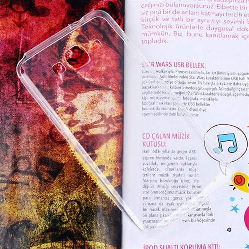 Ally Samsung Galaxy Grand Prime G530 Spada Kristal Soft Silikon Kılıf