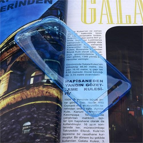 Ally Asus Zenfone 2 Spada Kristal Soft Silikon Kılıf