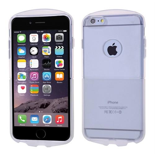 Ally Apple İphone 6 Plus Şeffaf Silikon Kılıf
