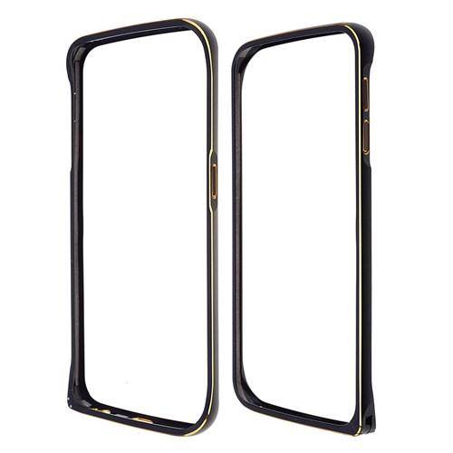 Ally Samsung Galaxy S6 Edge Metal Bumper Çerçeve Kılıf