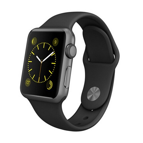Ally Apple Watch 42Mm Silikon Malzeme Yüksek - Kalite Kordon - Kayış