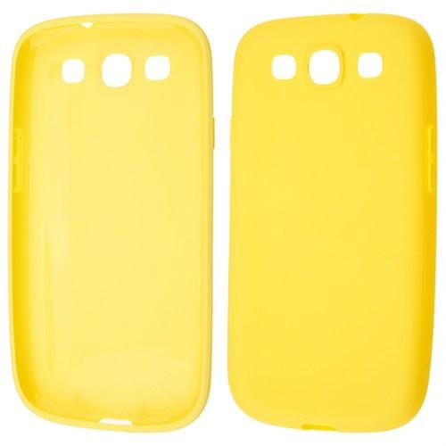 Ally Samsung Galaxy S3 Gt İ9300 Ultra Koruma Soft Silikon Kılıf