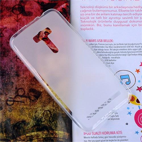 Ally Asus Zenfone Selfie Zd551kl? Silikon Kılıf