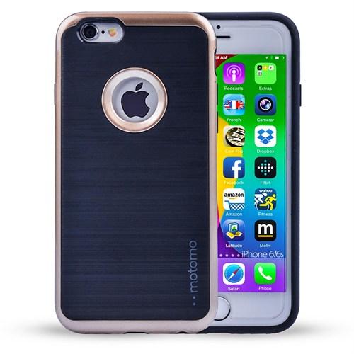 Ally Apple İphone 6/6S Darbe Önleyici İnfinity Motomo Kılıf