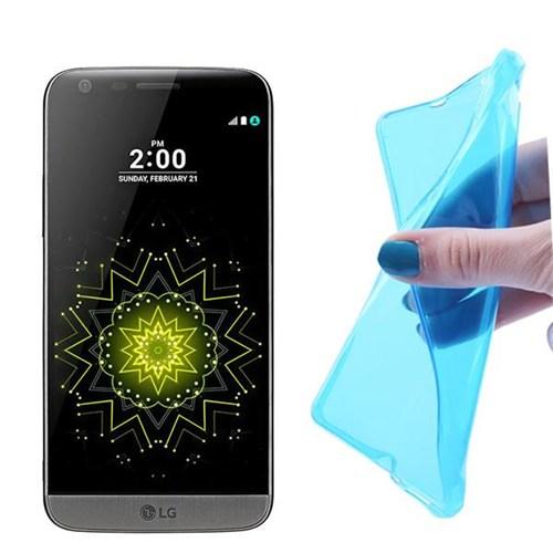 Ally Lg Lg G5 H840 0.20Mm Spada Soft Silikon Kılıf