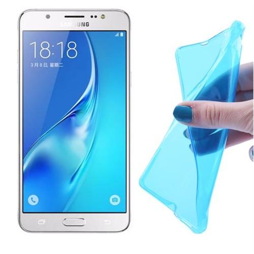 Ally Samsung Galaxy J7 (2016) J710 0.20Mm Spada Soft Silikon Kılıf