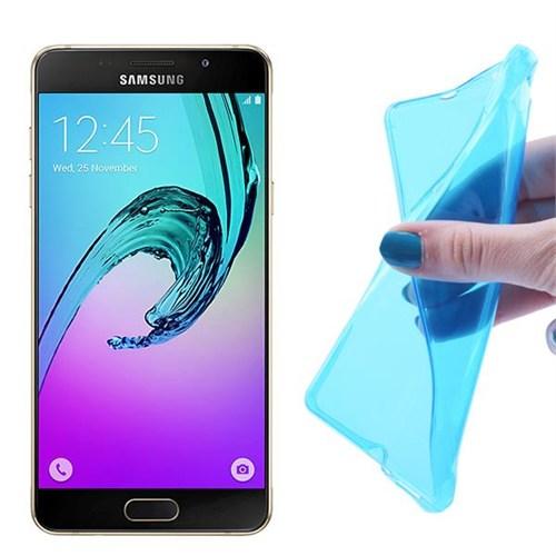 Ally Samsung Galaxy A5 (2016) A510 0.20Mm Spada Soft Silikon Kılıf