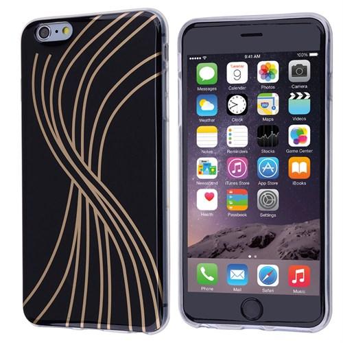 Ally İphone 6 Plus Desenli Silikon Kılıf