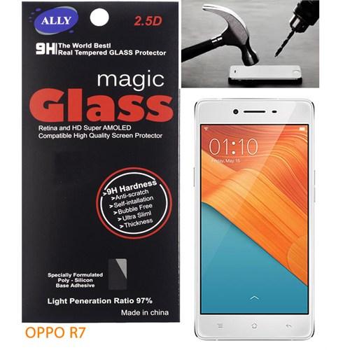 Ally Oppo R7 Tempered Kırılmaz Cam Ekran Koruyucu