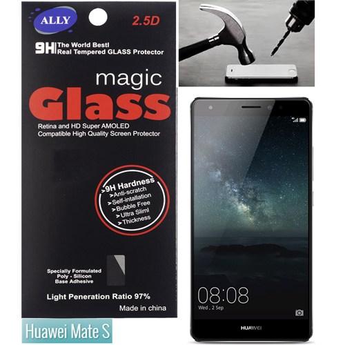 Ally Huawei Mate S Tempered Kırılmaz Cam Ekran Koruyucu