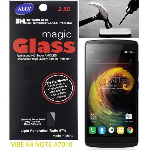 Ally Lenovo Vibe K4 Note A7010 Kırılmaz Cam Ekran Koruyucu