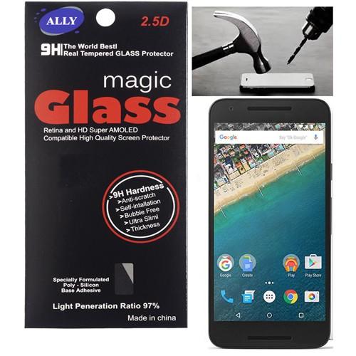 Ally Lg Nexus 5X 2015 Kırılmaz Cam Ekran Koruyucu