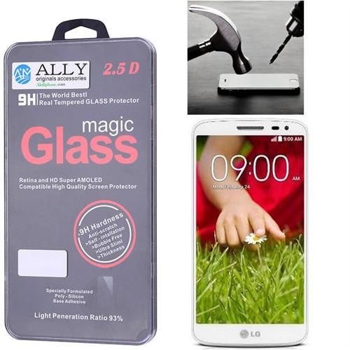 Ally Lg G2 Mini Kırılmaz Cam Ekran Koruyucu