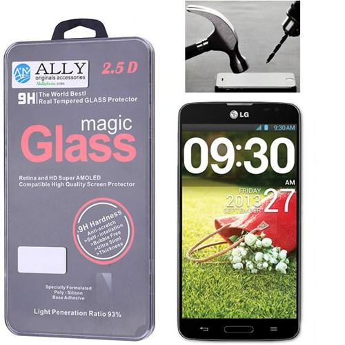 Ally Lg Pro Lite D680, D684 D682tr Kırılmaz Cam Ekran Koruyucu