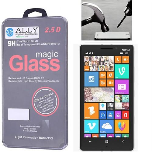 Ally Nokia Lumia 930 Glass Tempered Kırılmaz Cam Ekran Koruyucu