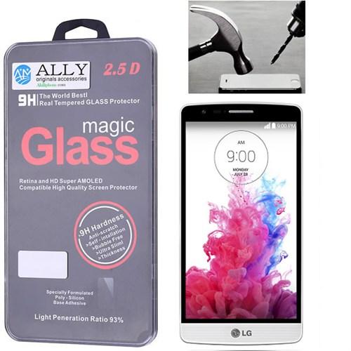Ally Lg G3s Beat G3 Mini D722 Kırılmaz Cam Ekran Koruyucu