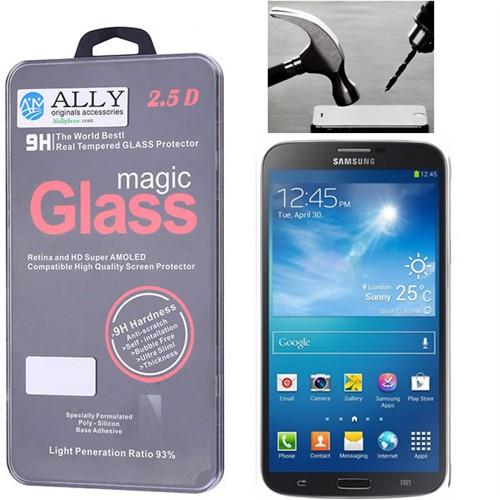 Ally Samsung Galaxy Mega 2 G750 Glass Tempered Kırılmaz Cam Ekran Koruyucu