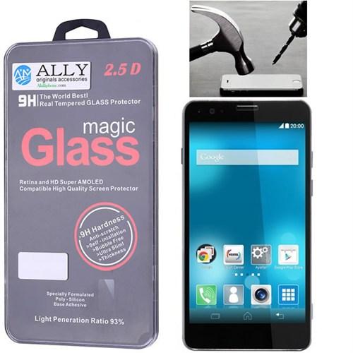 Ally Vestel Venus 5.5V Magic Glass Tempered Kırılmaz Cam Ekran Koruyucu
