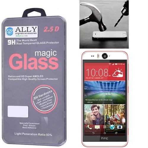 Ally Htc Desire Eye Glass Tempered Ekran Koruyucu