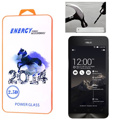 Ally Asus Zenfone 5 Lite A502cg Glass Tempered Kırılmaz Cam Ekran Koruyucu