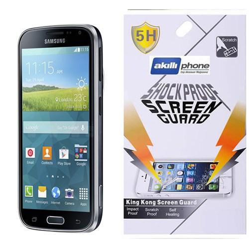 Ally Samsung Galaxy S5 K Zoom C111.C115 Darbe Emici Parlak Ekran Koruyucu