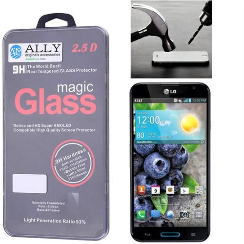 Ally Lg Optimus G Pro E980 Kırılmaz Cam Ekran Koruyucu
