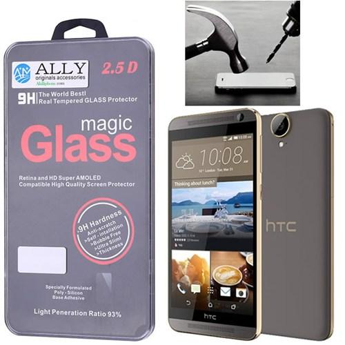 Ally Htc E9+ Plus Glass Tempered Kırılmaz Cam Ekran Koruyucu