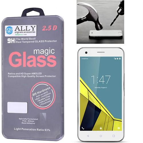 Ally Vodafone Smart 6 Glass Tempered Kırılmaz Cam Ekran Koruyucu