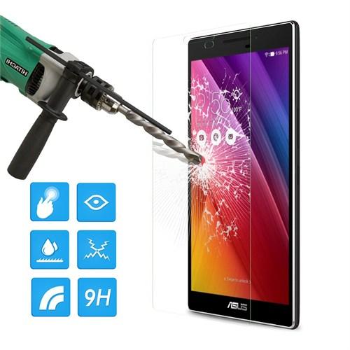 Ally Asus Zenpad 7.0 Z370 Kırılmaz Cam Ekran Koruyucu