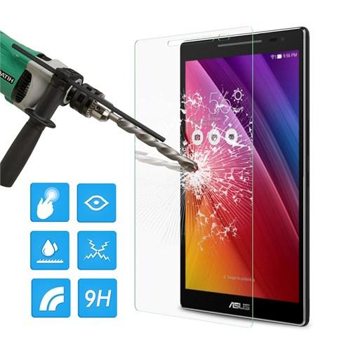 Ally Asus Zenpad 8.0 Z380 Kırılmaz Cam Ekran Koruyucu