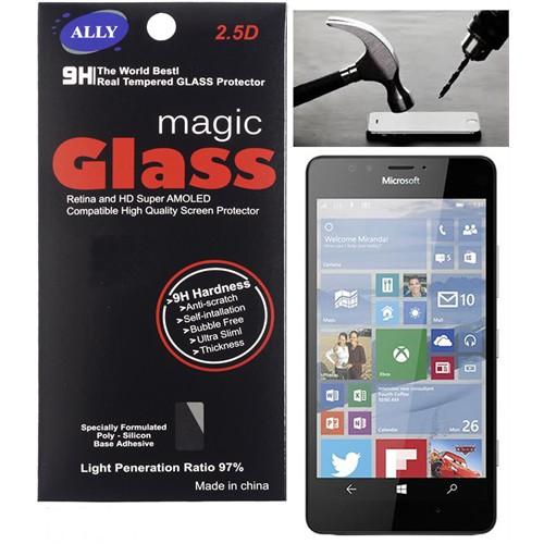 Ally Microsoft Lumia 950 Kırılmaz Cam Ekran Koruyucu