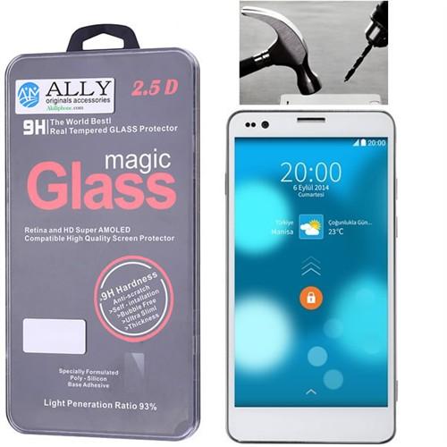 Ally Vestel Venus 5.0 V Magic Glass Tempered Kırılmaz Cam Ekran Koruyucu