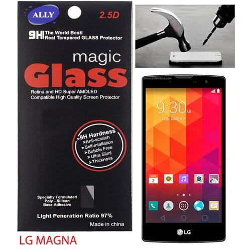 Ally Lg Magna H500 H502 Lg G4c Mini H525tr Kırılmaz Cam Ekran Koruyucu