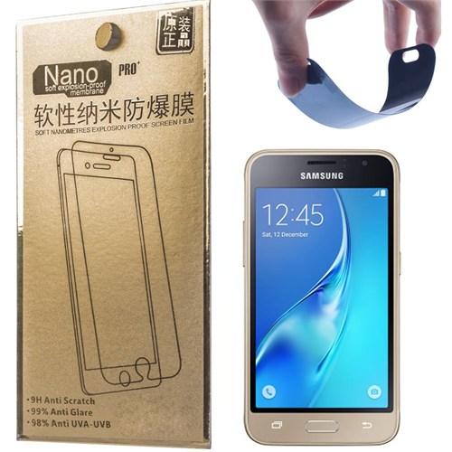 Ally Samsung Galaxy J1 J120 (2016) Nano Premium Ekran Koruyucu