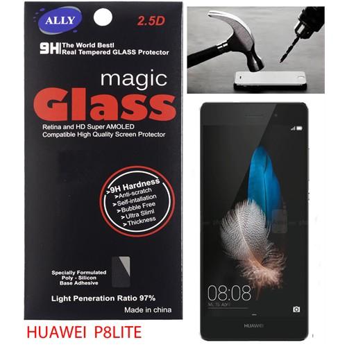 Ally Huawei P8lite Kırılmaz Cam Ekran Koruyucu