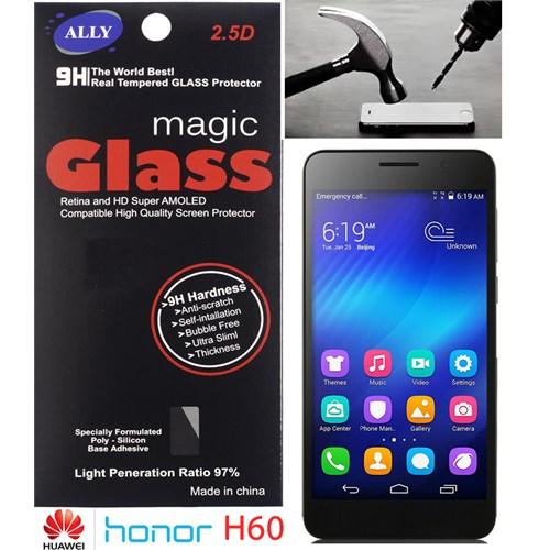 Ally Huawei Honor 6 H60 Kırılmaz Cam Ekran Koruyucu
