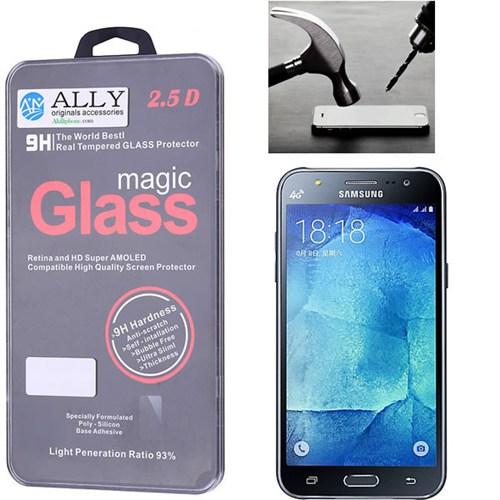 Ally Samsung Galaxy J5 J500 Kırılmaz Cam Ekran Koruyucu