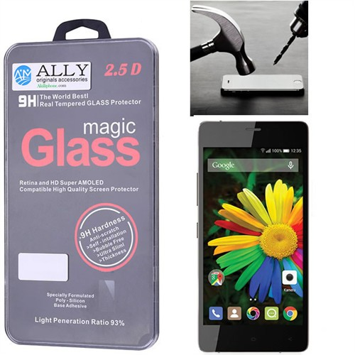 Ally General Mobile Discovery Air S5.1 Kırılmaz Cam Ekran Koruyucu