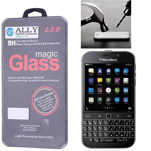 Ally Blackberry Classic Q20 Tempered Kırılmaz Cam Ekran Koruyucu