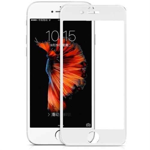 Ally Apple İphone 6/6S Titanium Metal Kırılmaz Cam Ekran Koruyucu