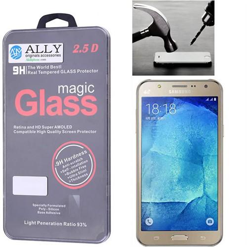 Ally Samsung Galaxy J7 J700 Kırılmaz Cam Ekran Koruyucu