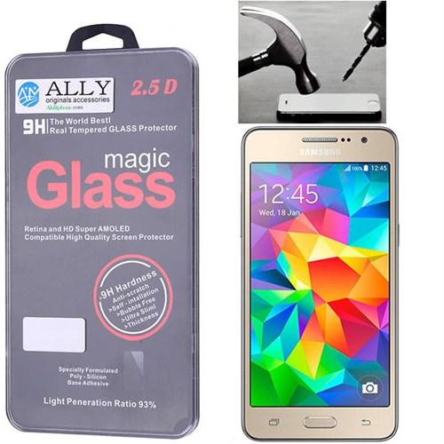Ally Samsung Galaxy Grand Prime G530 Kırılmaz Cam Ekran Koruyucu