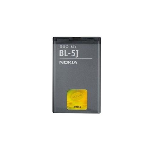Ally Nokia Bl-5J Lumia 520 Asha 200, 201 302, 5228 5230 5235 5800 X6 C3 X1 Pil/Batarya