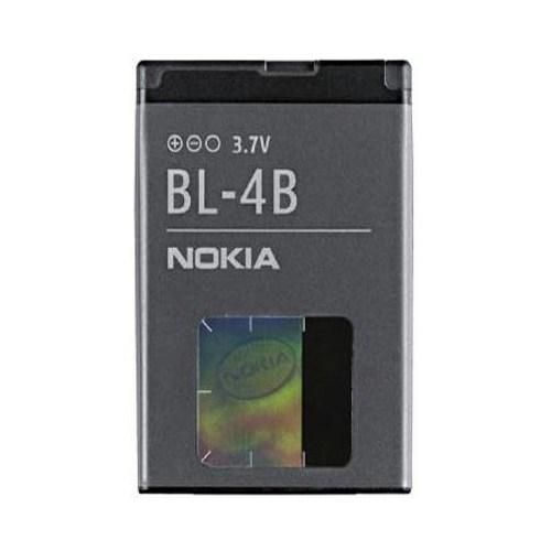 Ally Nokia Bl-4B 2630 2660 2760 5000 6111 7370 7373 N75 N76 Pil Batarya