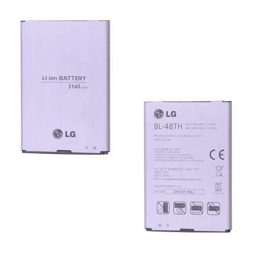 Ally Lg Bl-48Th Optimus G Pro E980 E985 E986 F240 Bl-48Th G Pro Lite D680 D682tr D685 D686 Pil Batarya