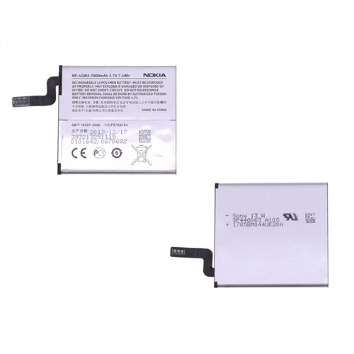 Ally Nokia Lumia 625 Bp-4Gwa Pil Batarya